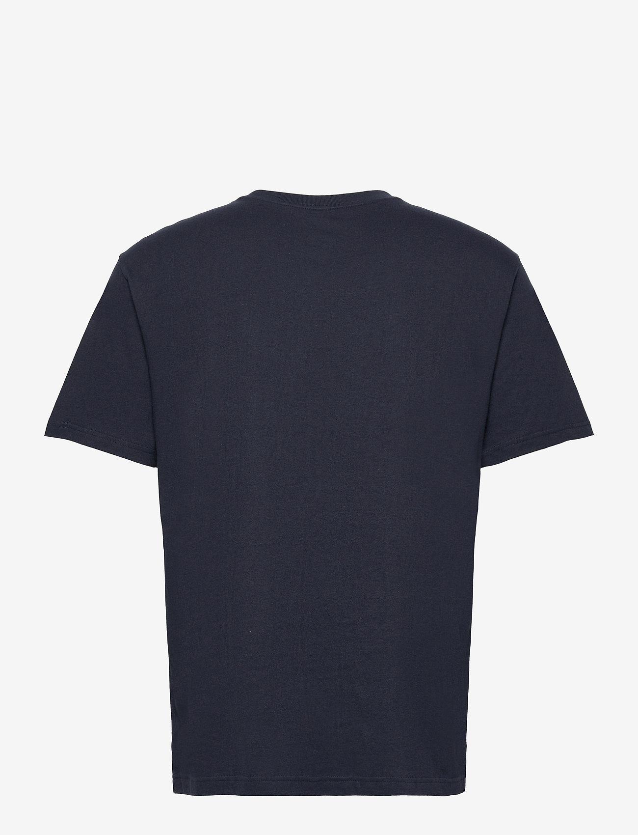 GAP - Gap Logo Pocket T-Shirt - podstawowe koszulki - new navy - 1