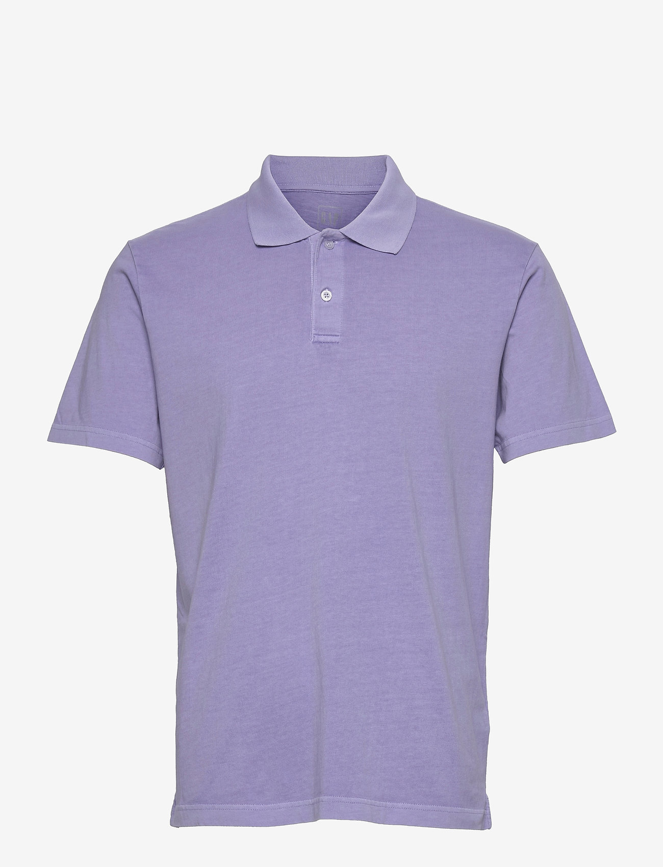 GAP - Organic Cotton Polo Shirt - krótki rękaw - aurora purple 433-230 - 0