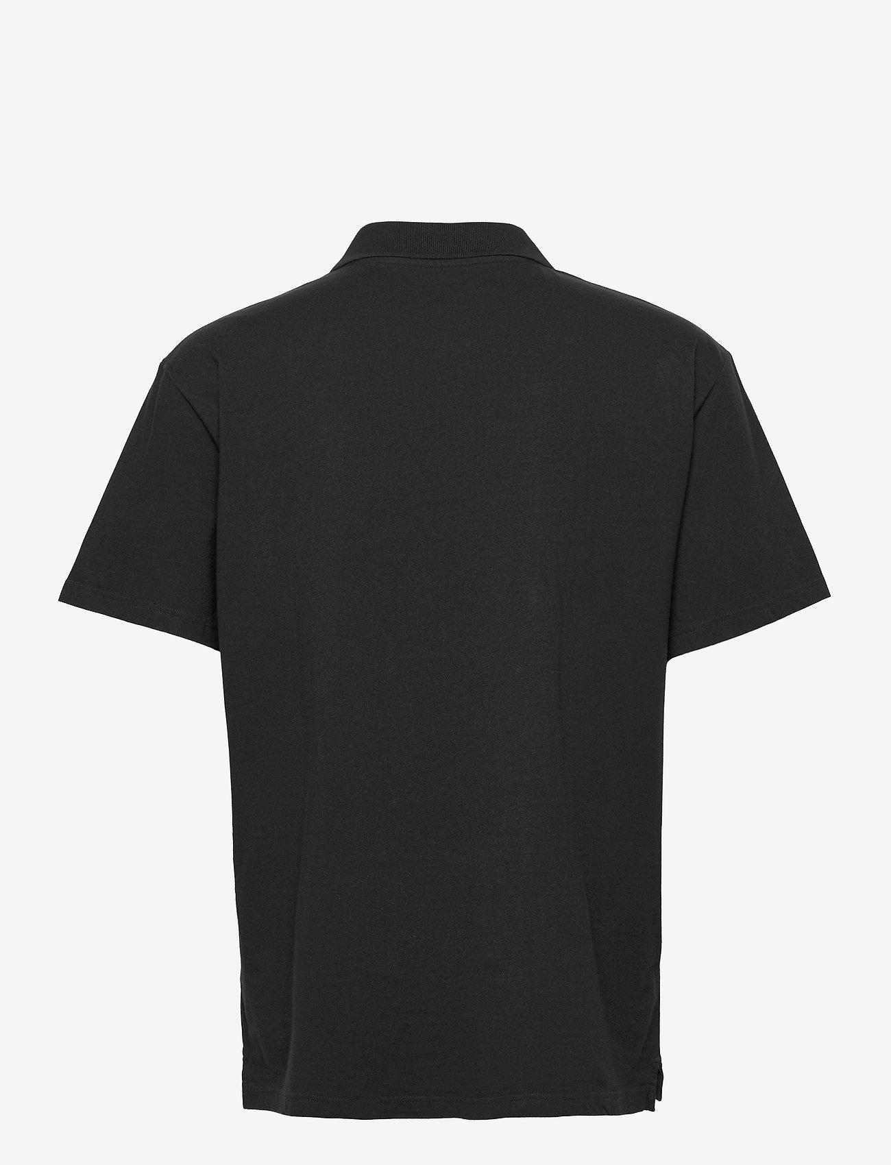 GAP - Organic Cotton Polo Shirt - poloshirts - moonless night - 1