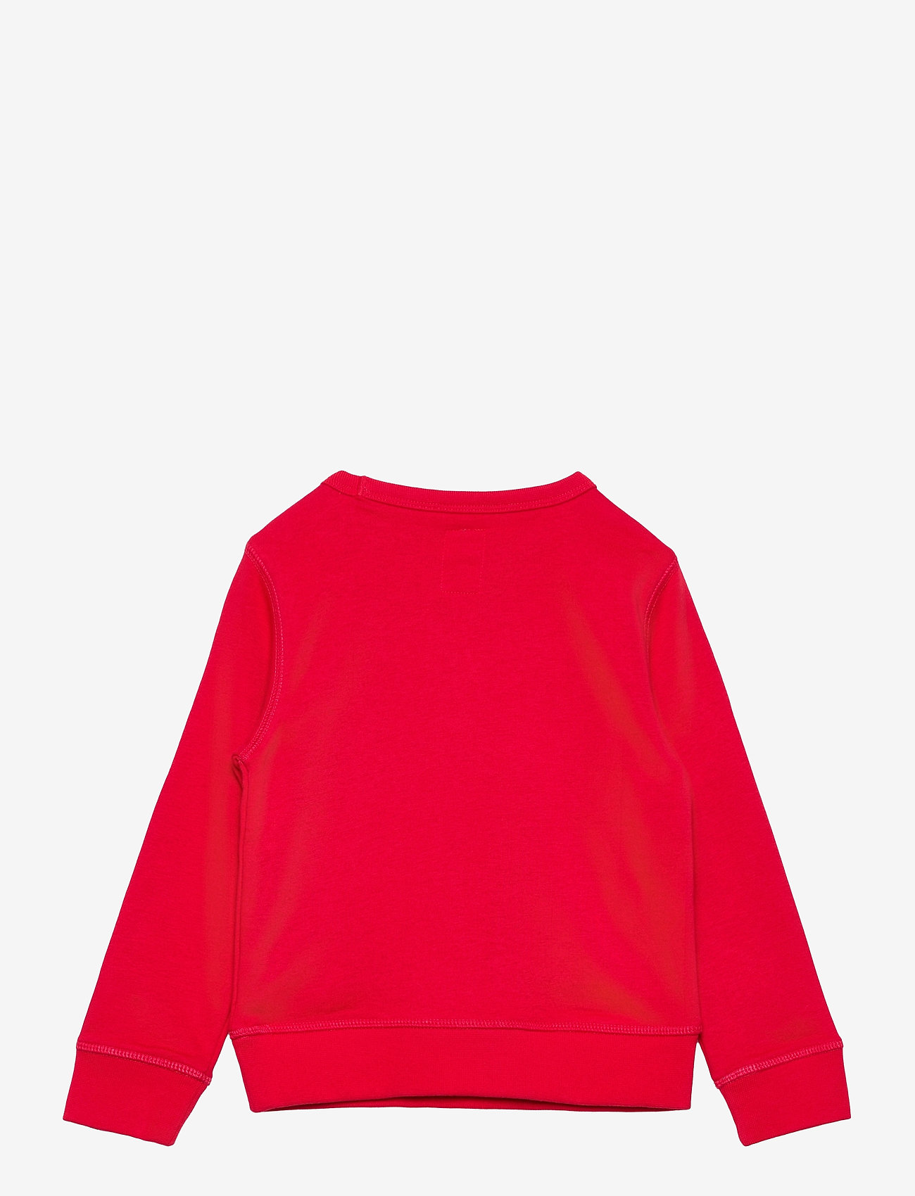 GAP - FR FT LOGO CREW - sweatshirts - pure red v2 - 1