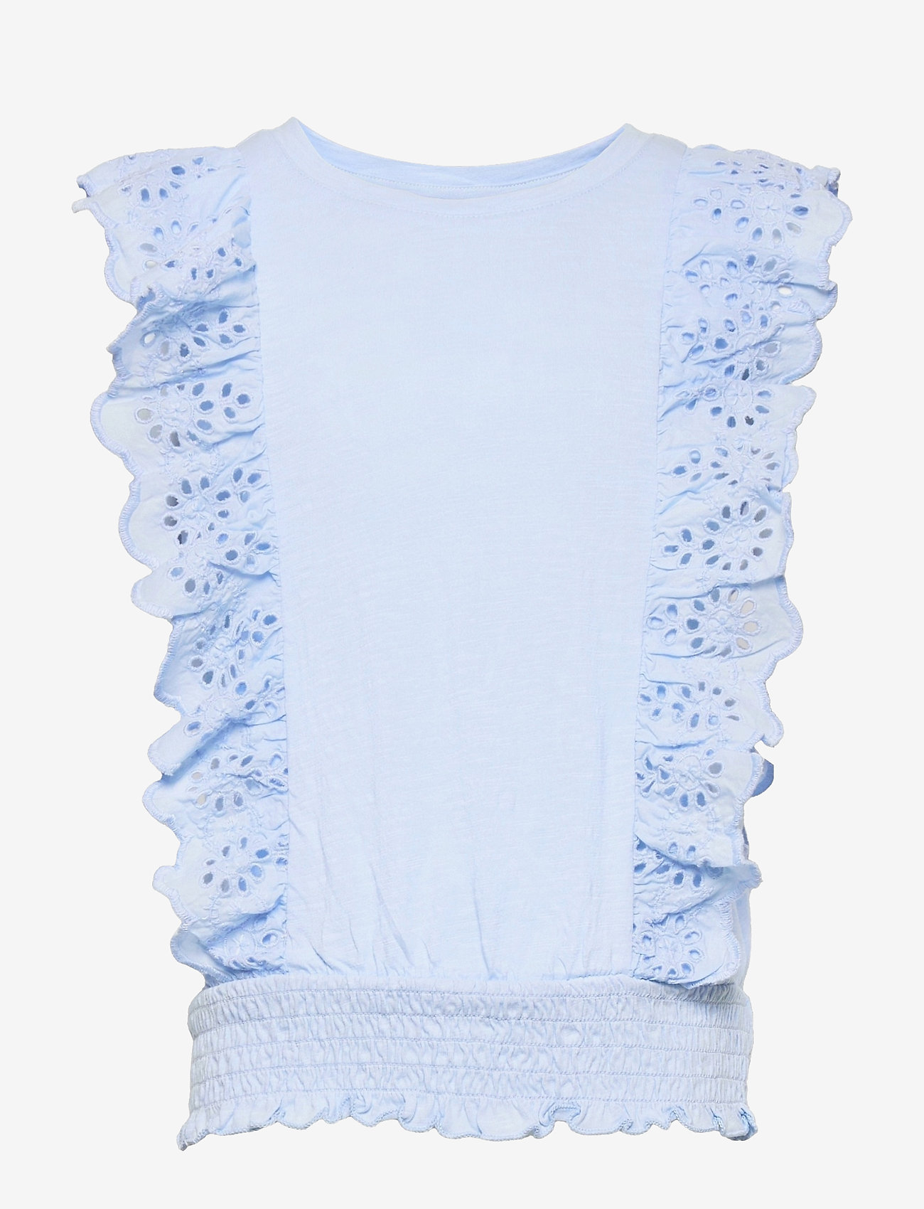 GAP - Kids Eyelet Shirt - shirts - bicoastal blue - 0