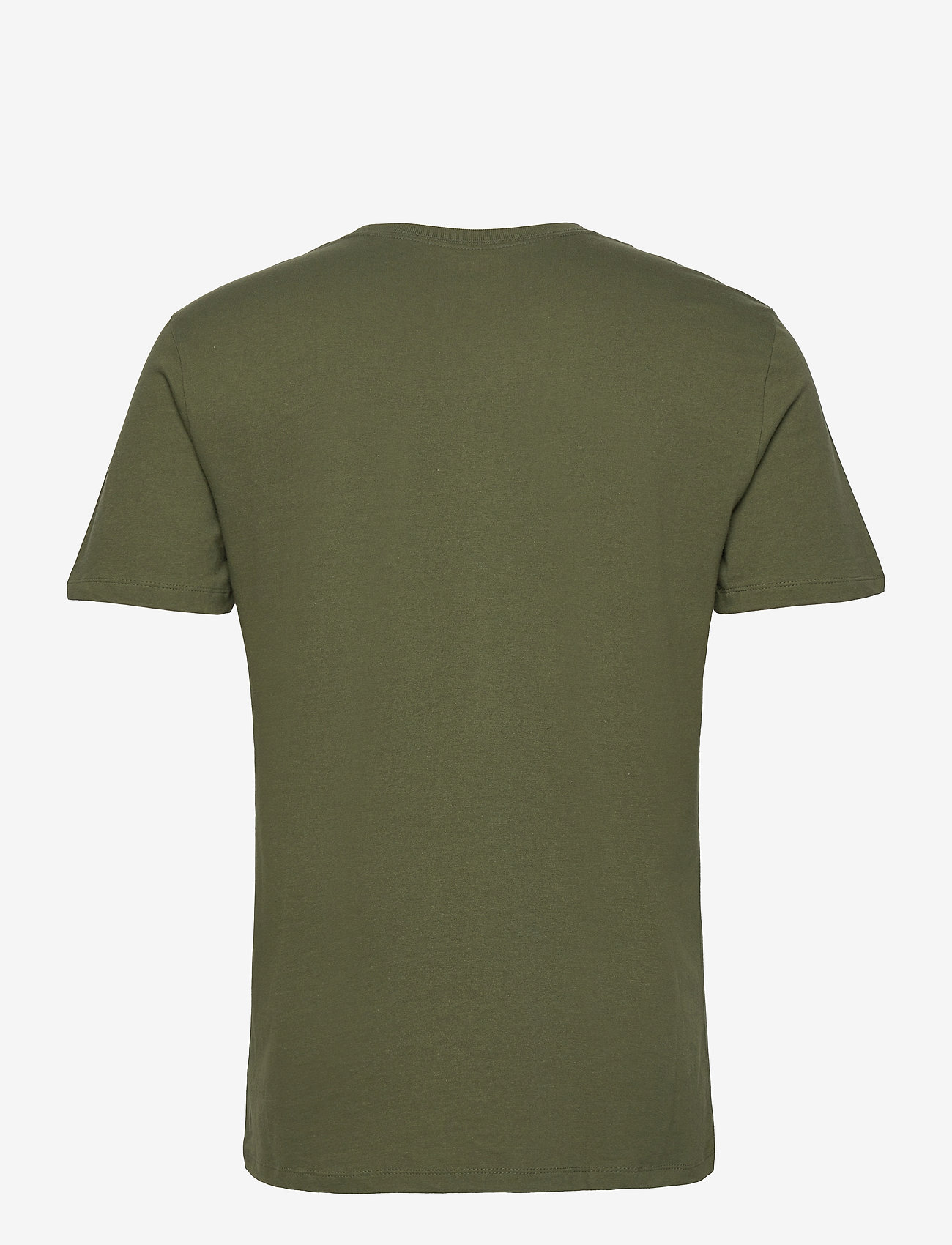 GAP - RAISED ARCH T - t-shirts à manches courtes - army jacket green v2 - 1