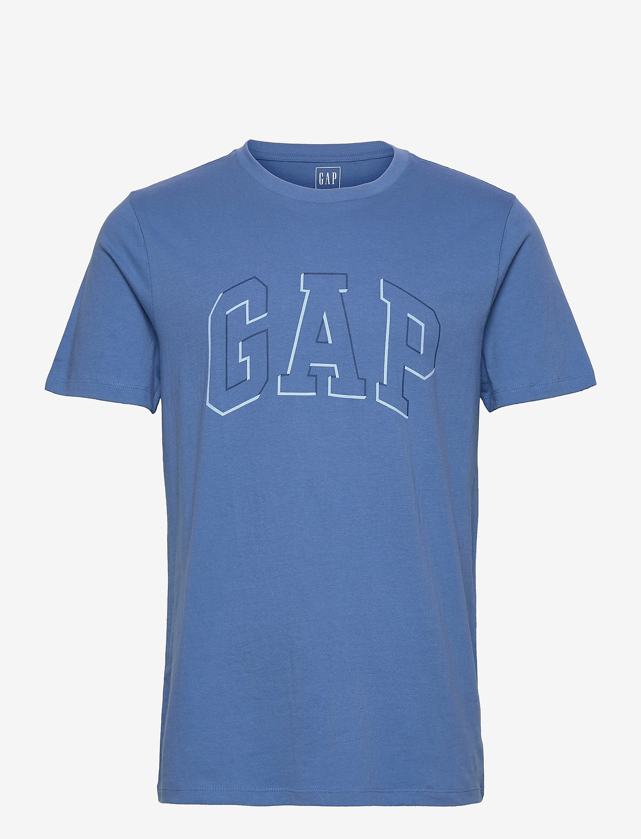 GAP - RAISED ARCH T - t-shirts à manches courtes - northern blue 330-540 - 0