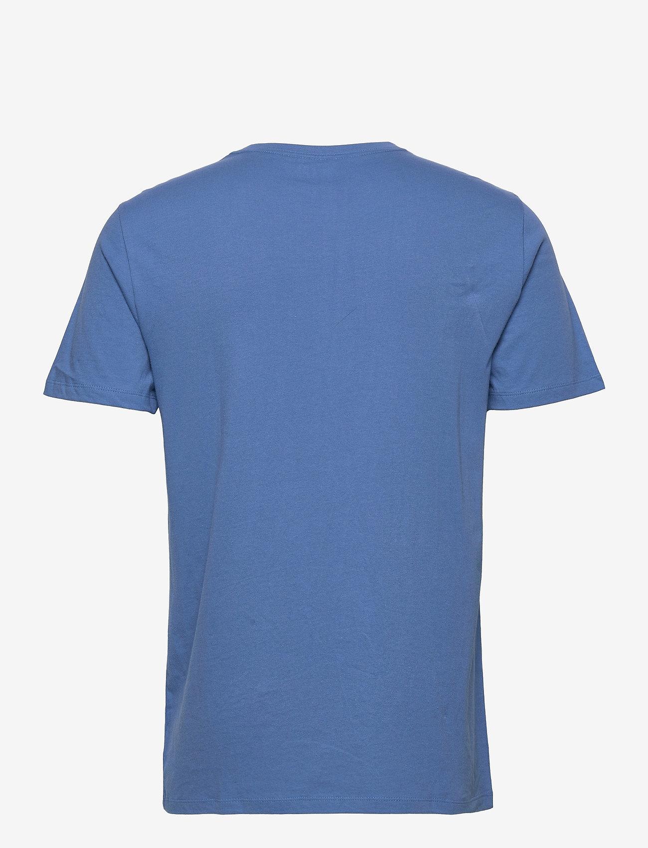GAP - RAISED ARCH T - t-shirts à manches courtes - northern blue 330-540 - 1