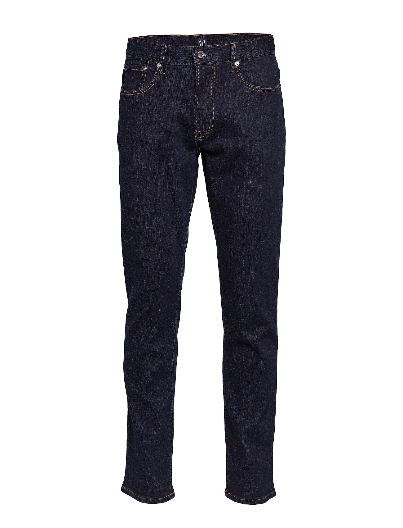 GAP Slim Straight Jeans with GapFlex - RESIN RINSE