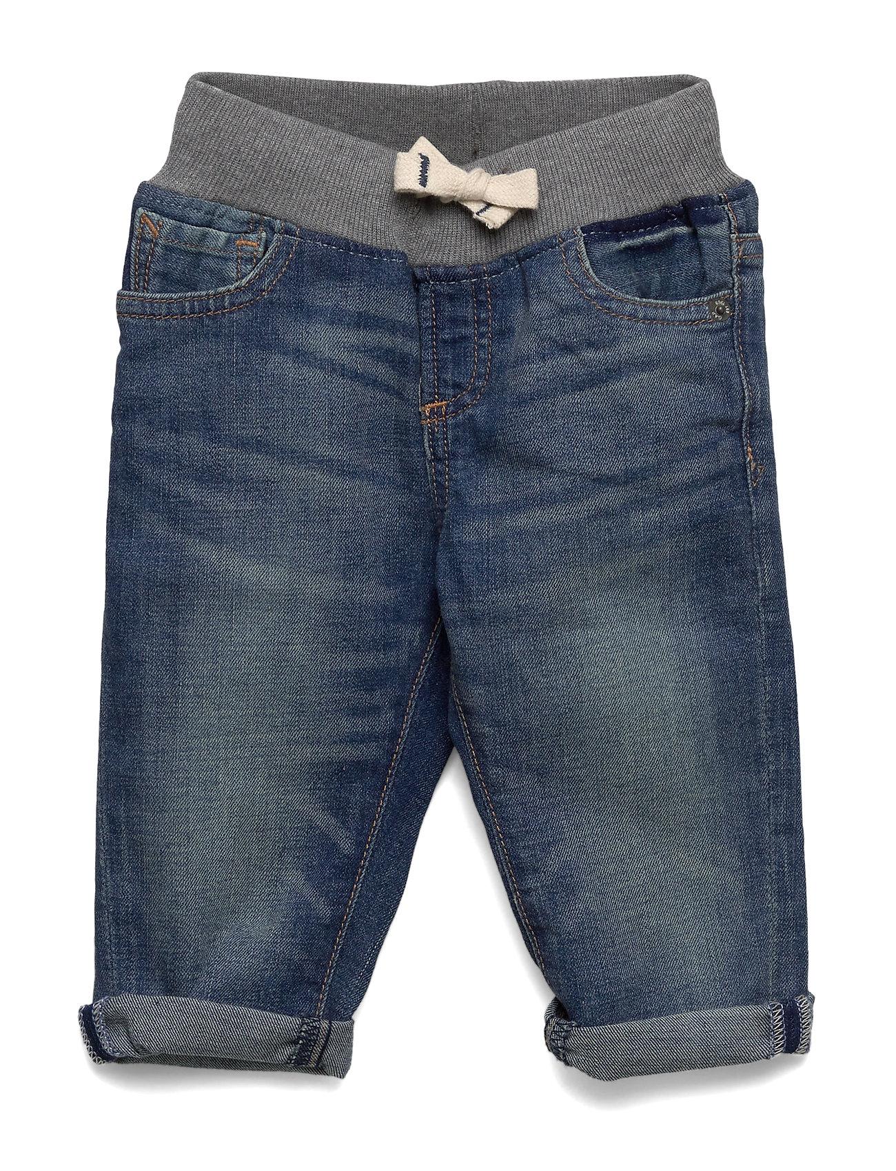 GAP Toddler Slim Jeans with Stretch - MEDIUM WASH
