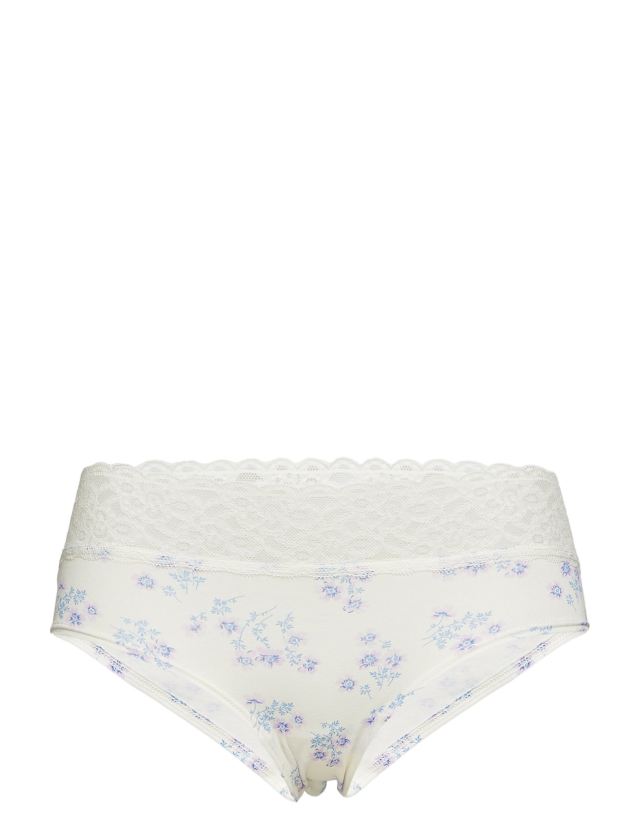GAP Stretch Cotton & Lace Hipster