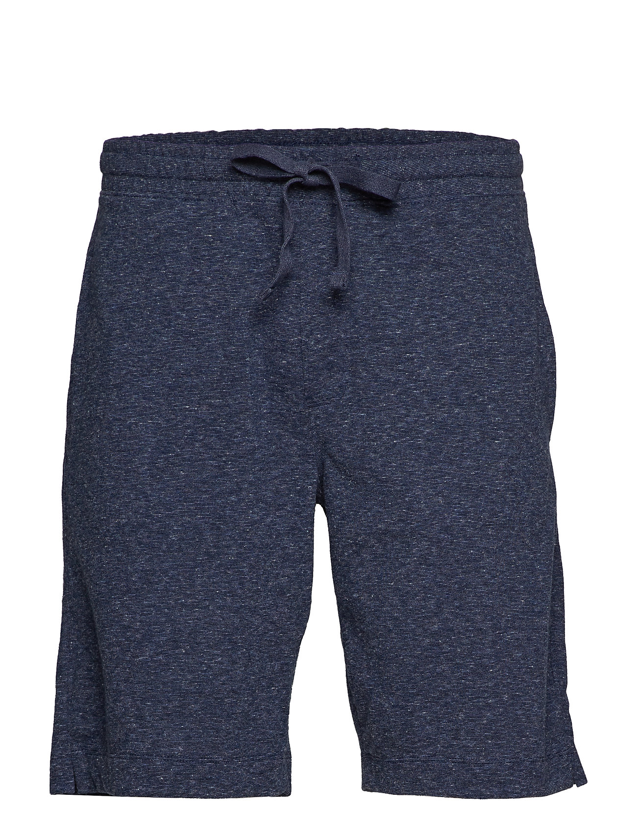 "GAP 9.5"" Drawstring Jersey Shorts - NAVY MARL"