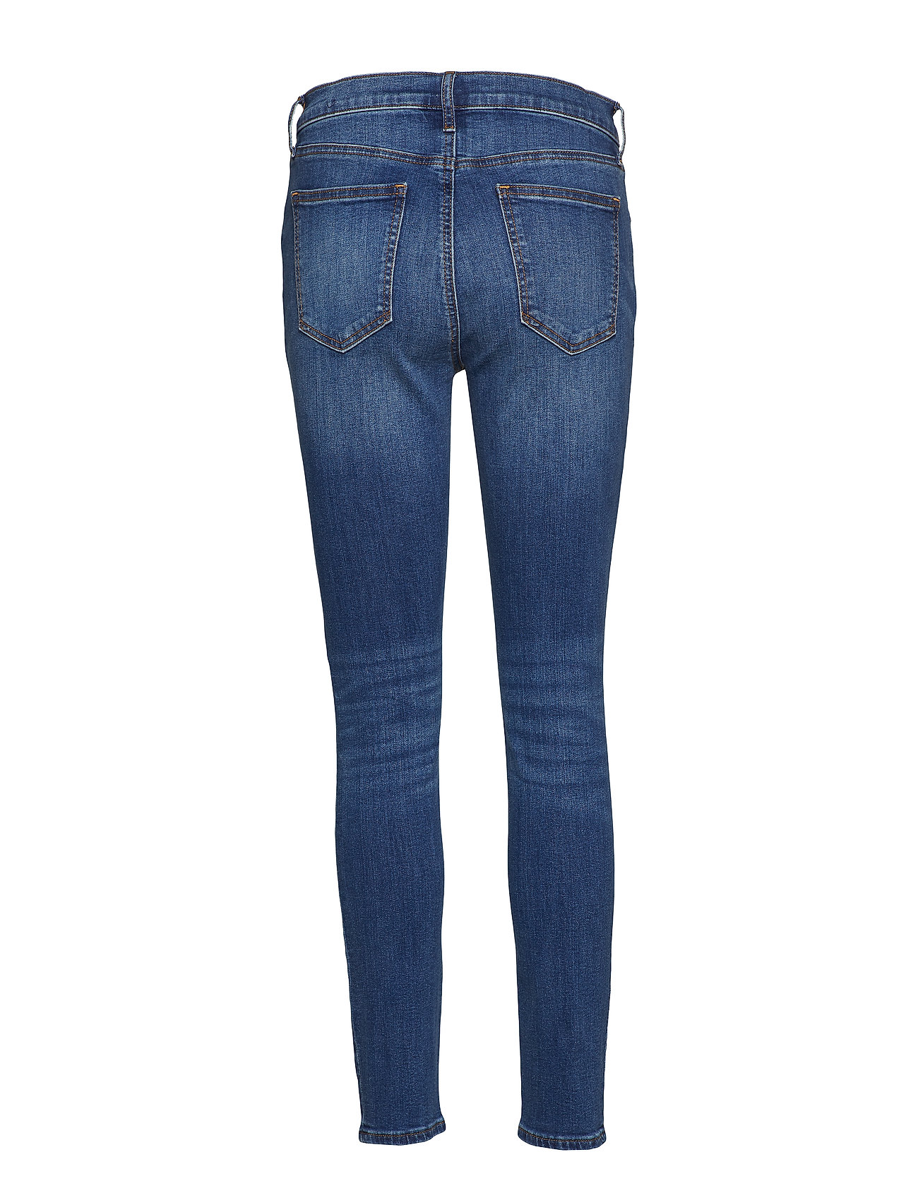 GAP - Mid Rise True Skinny Jeans With Washwell™ - skinny jeans - medium indigo 8 - 1