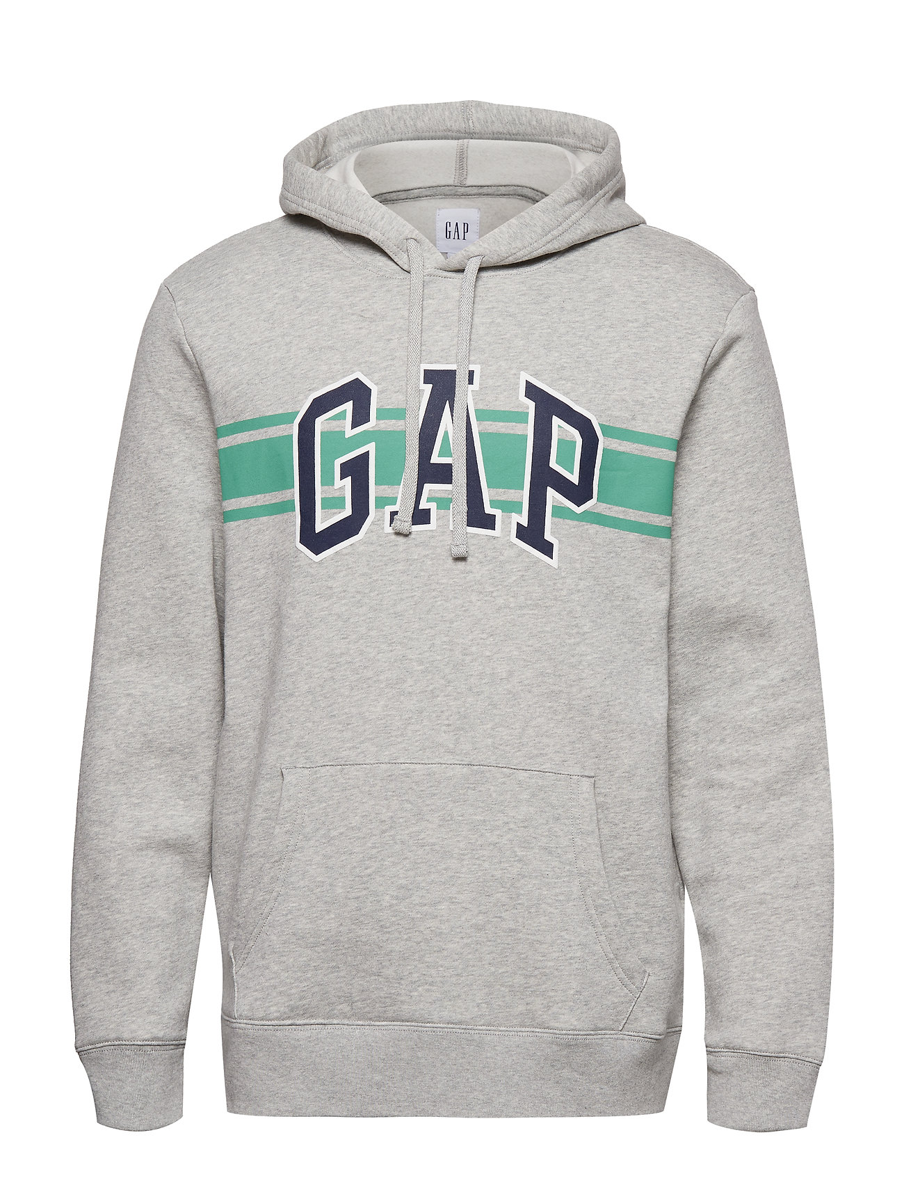 GAP V-GO ARCH STRIPE PO HD - LIGHT HEATHER GREY B08