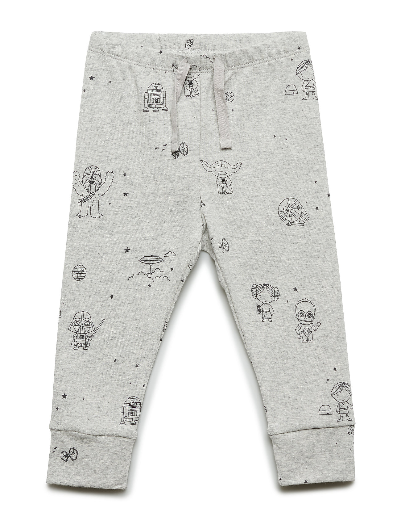 GAP SW 2PK PNT - FLINT GREY