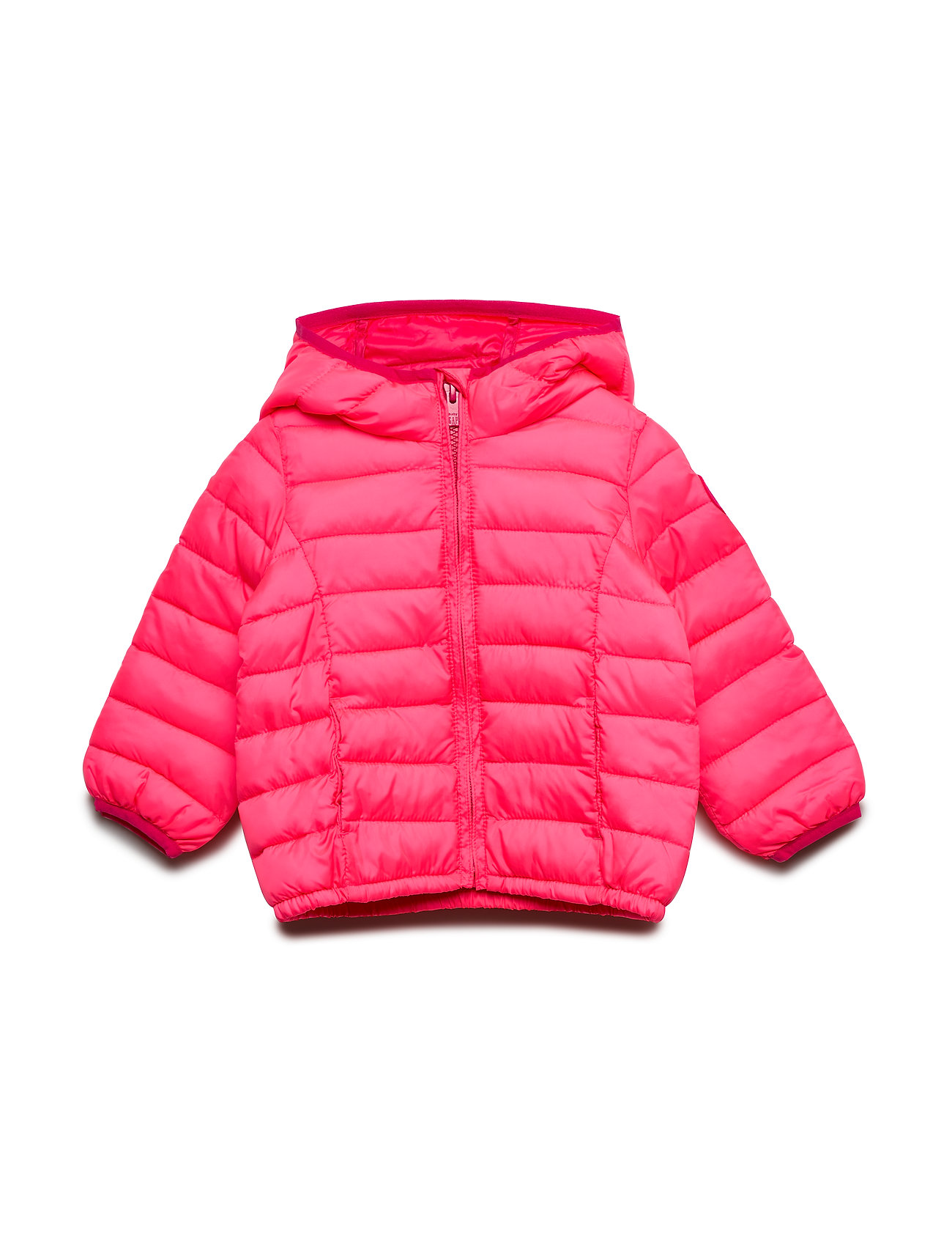 GAP Toddler ColdControl Lightweight Puffer - PINK LIGHT