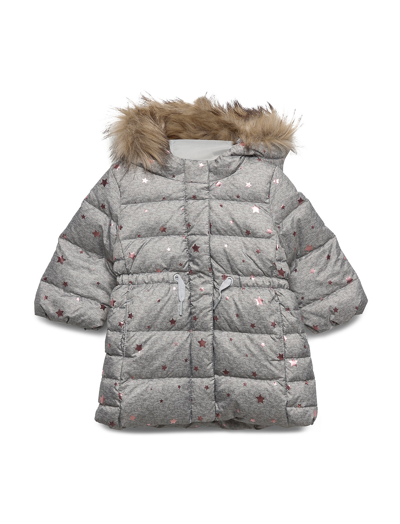 GAP Toddler ColdControl Ultra Max Down Long Puffer - ROSE GOLD 200