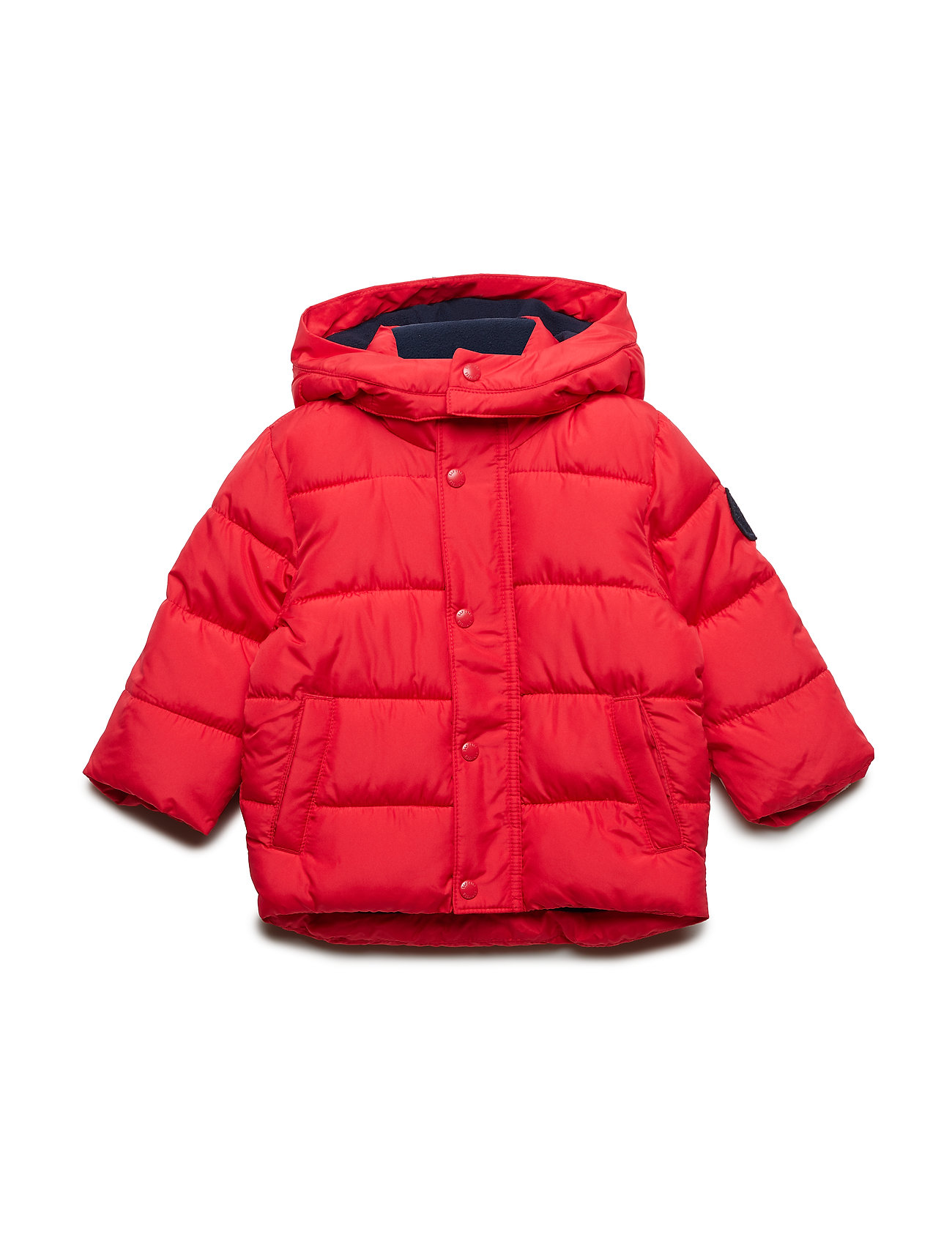 GAP WARMEST JACKET - PURE RED V2
