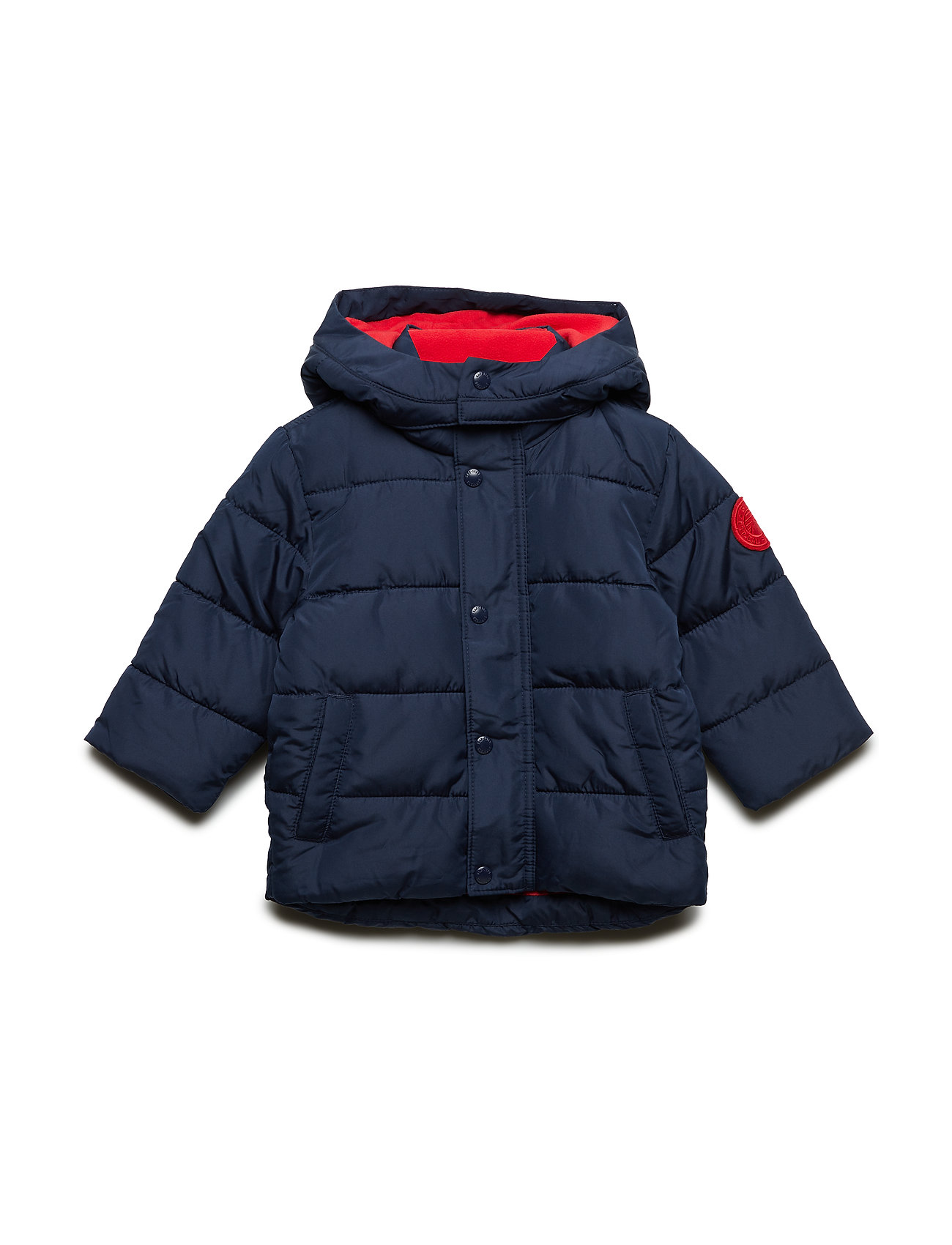 GAP Toddler ColdControl Max Puffer - TAPESTRY NAVY