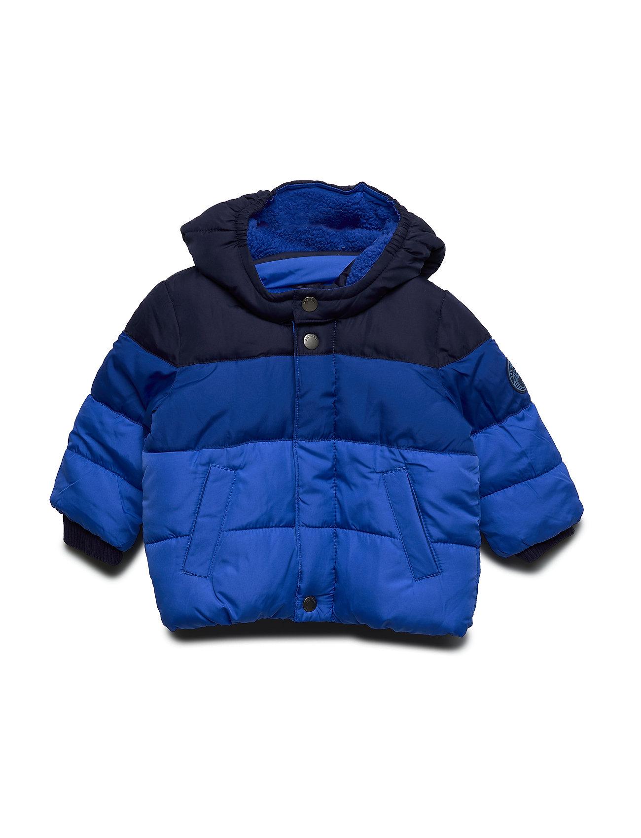 GAP WARMEST JACKET - RADIANT BLUE