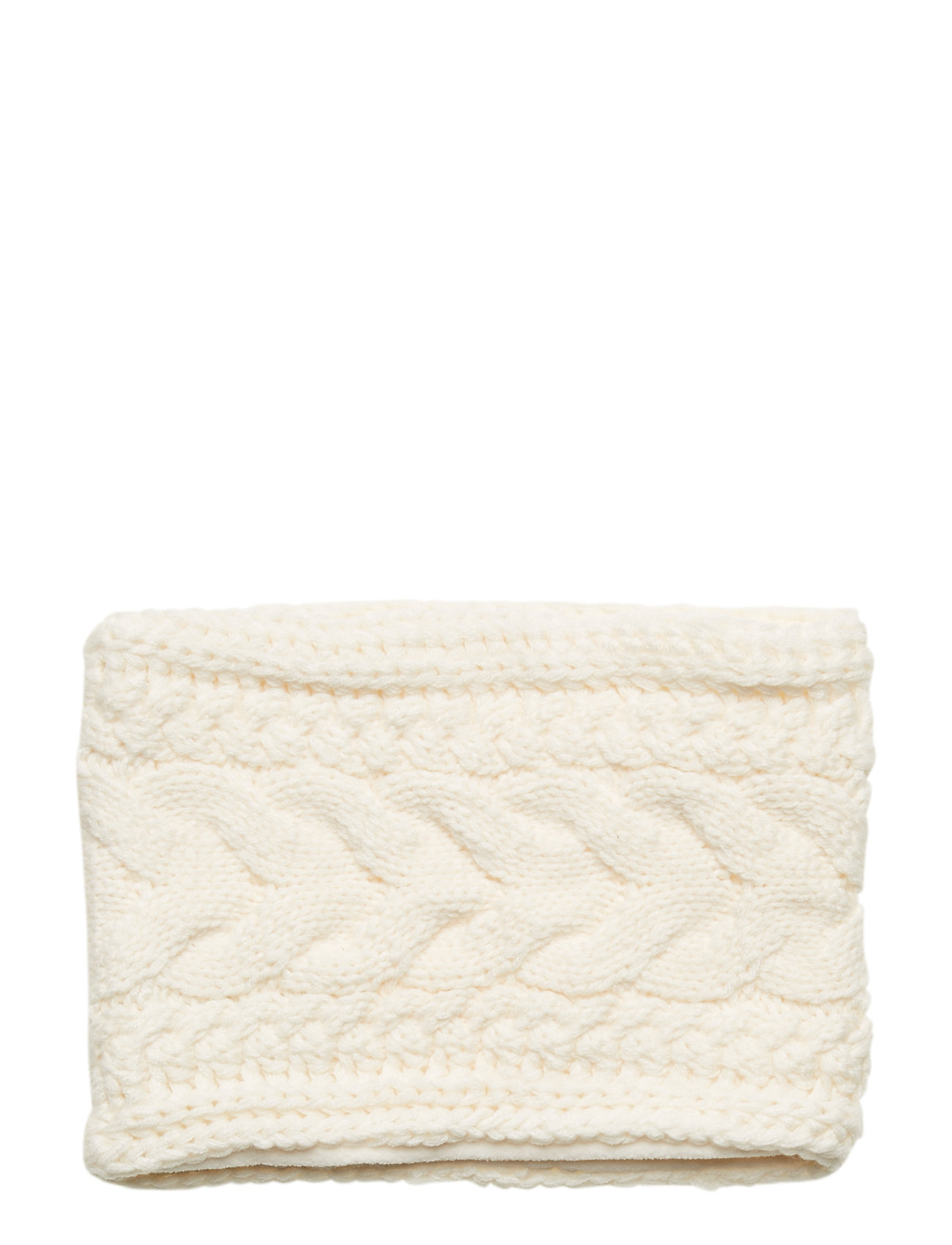GAP G CABLE NKWRM - IVORY FROST
