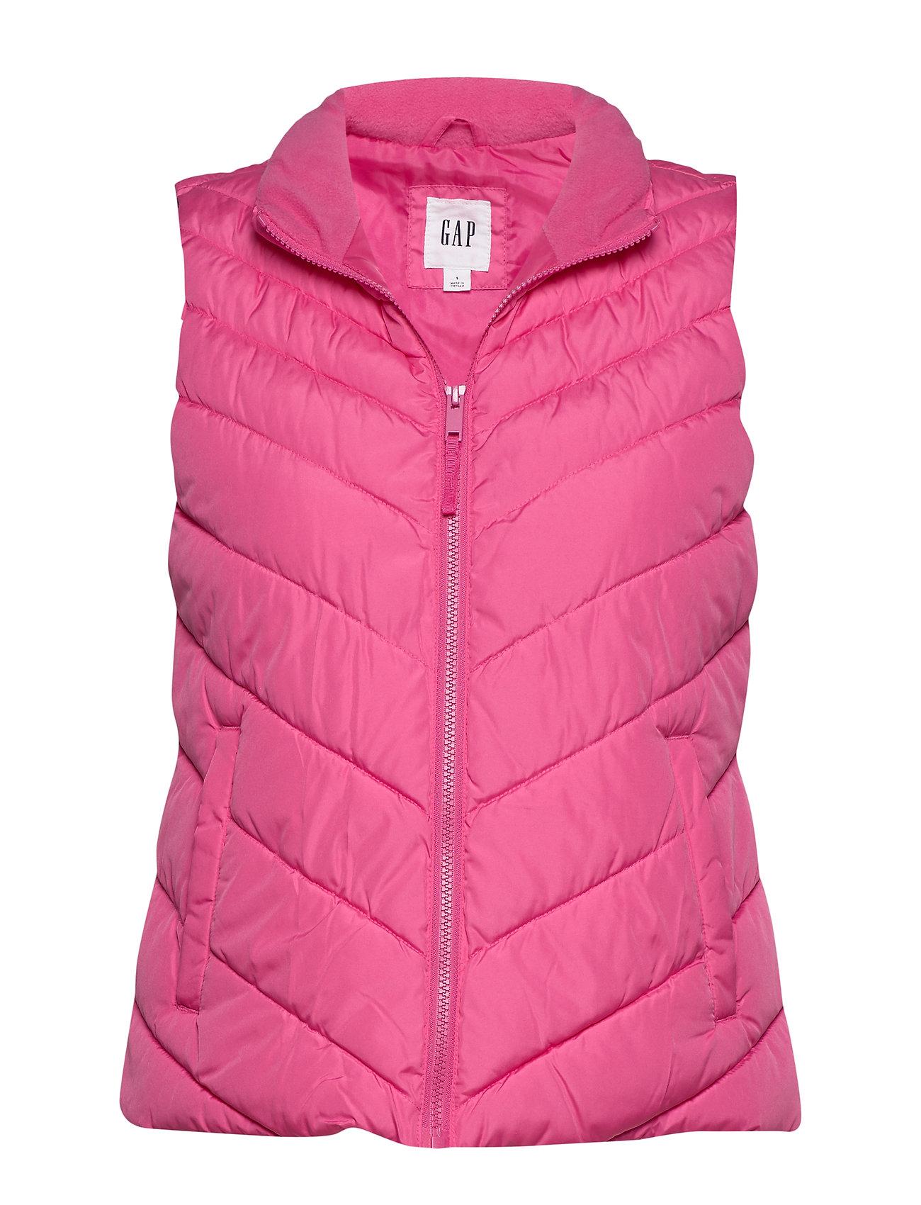 V warmest Puffer Vestbold PinkGap 0Ok8wPXn