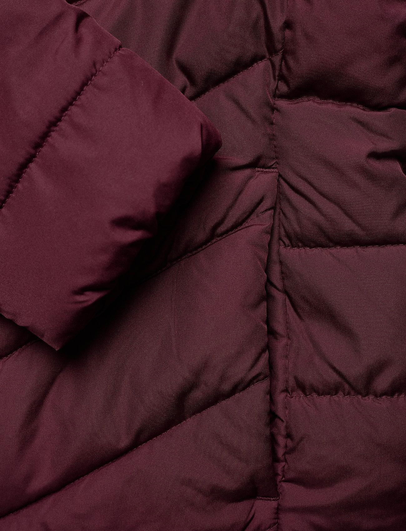 V warmest Jacketdark Lw Puffer MaroonGap 8ywOPvnN0m