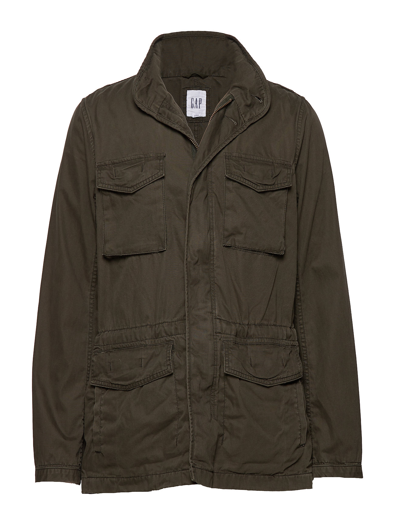 GAP V-FATIGUE JACKET - DEEP WOODS 651