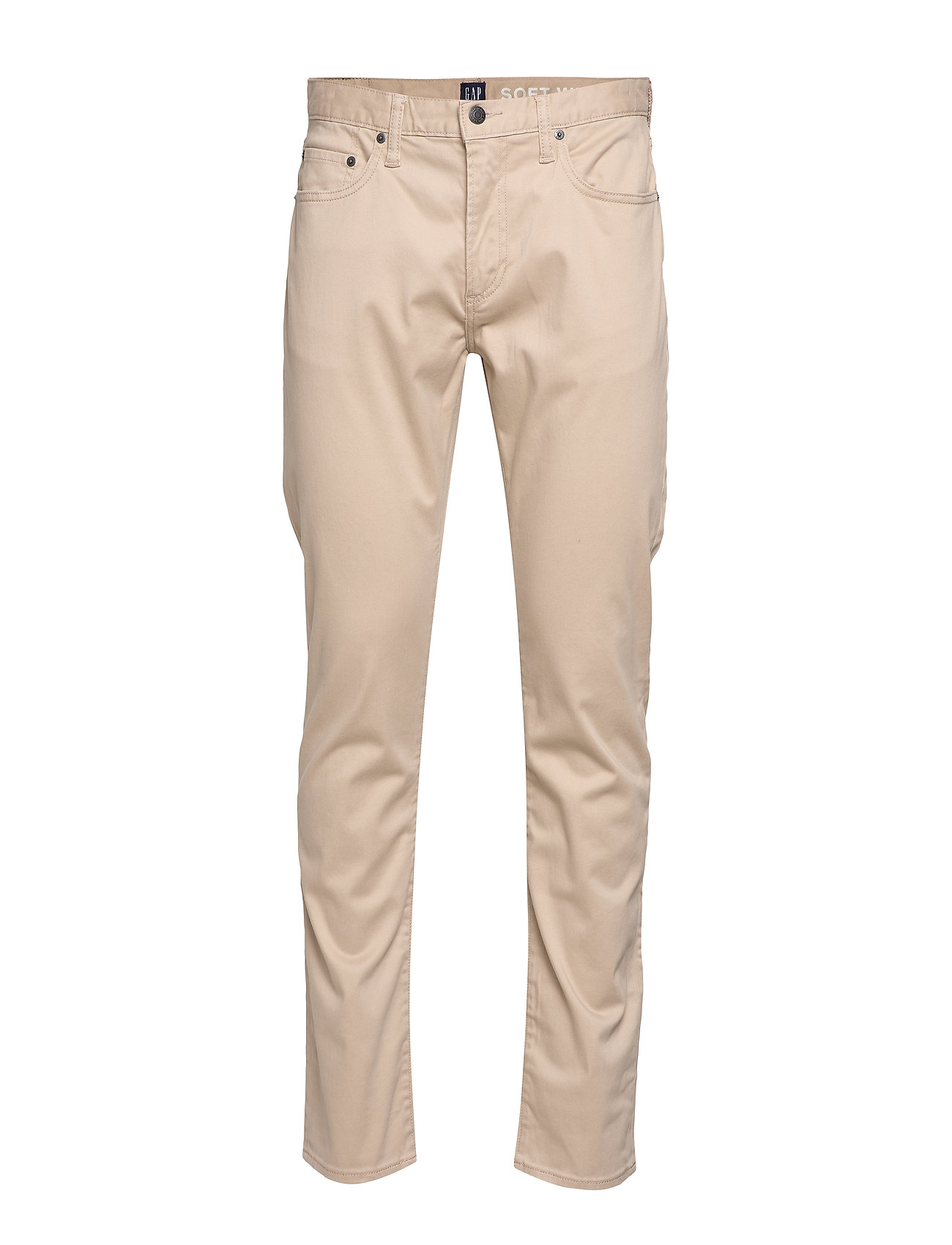 GAP Soft Wear Slim Jeans with GapFlex - KHAKI1