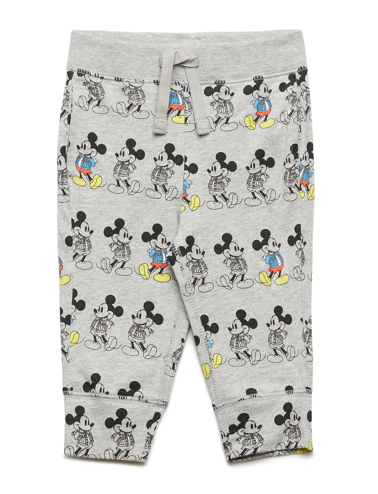 GAP babyGap | Disney Mickey Mouse Joggers - LIGHT GREY HEATHER