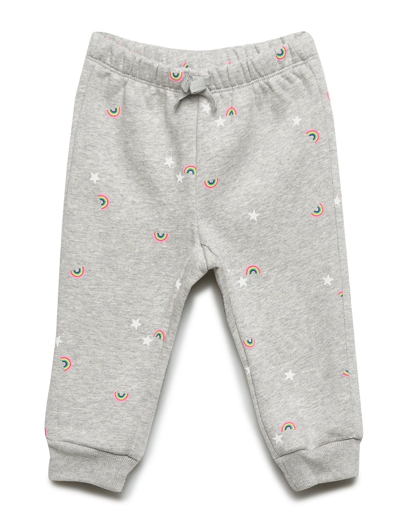 Image of Baby Rainbow Pull-On Pants Bukser Grå GAP (3230588145)