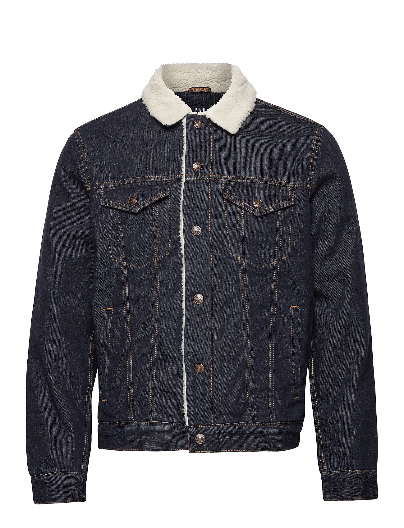 GAP V-DENIM ICON SHERPA - RINSE - RINSED