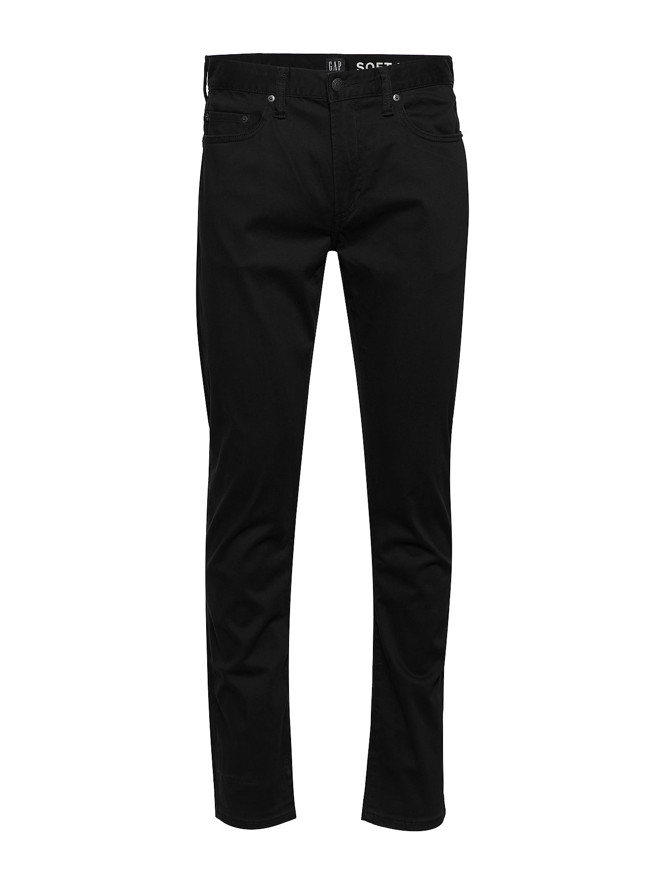 GAP Soft Wear Slim Jeans with GapFlex - TRUE BLACK