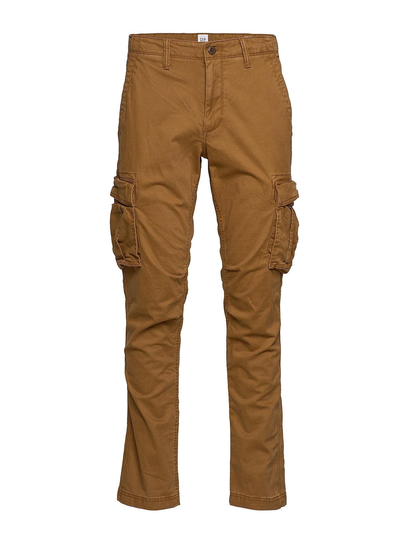 Image of Cargo Pants With Gapflex Trousers Cargo Pants Brun GAP (3338944775)