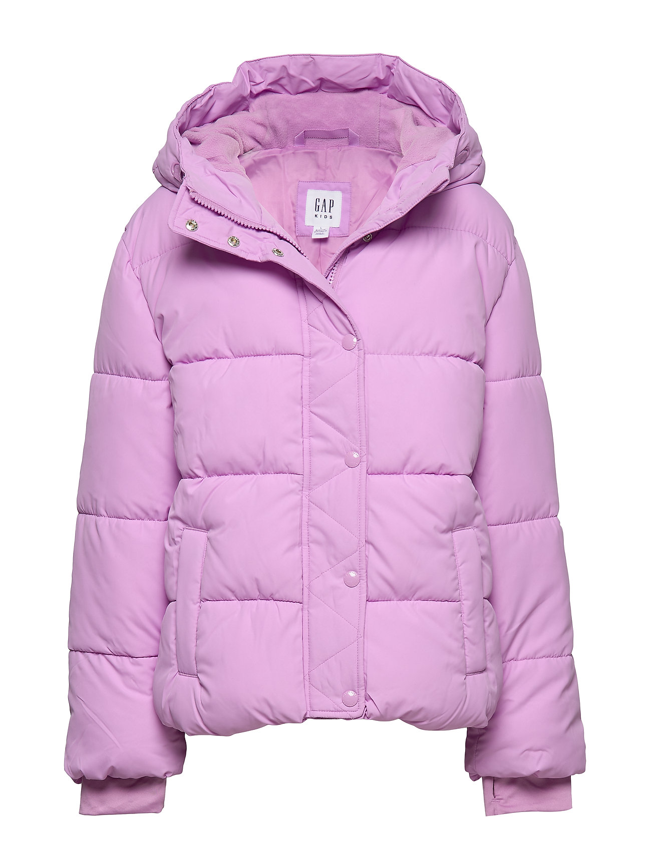 GAP Kids ColdControl Max Puffer - PURPLE ORCHID