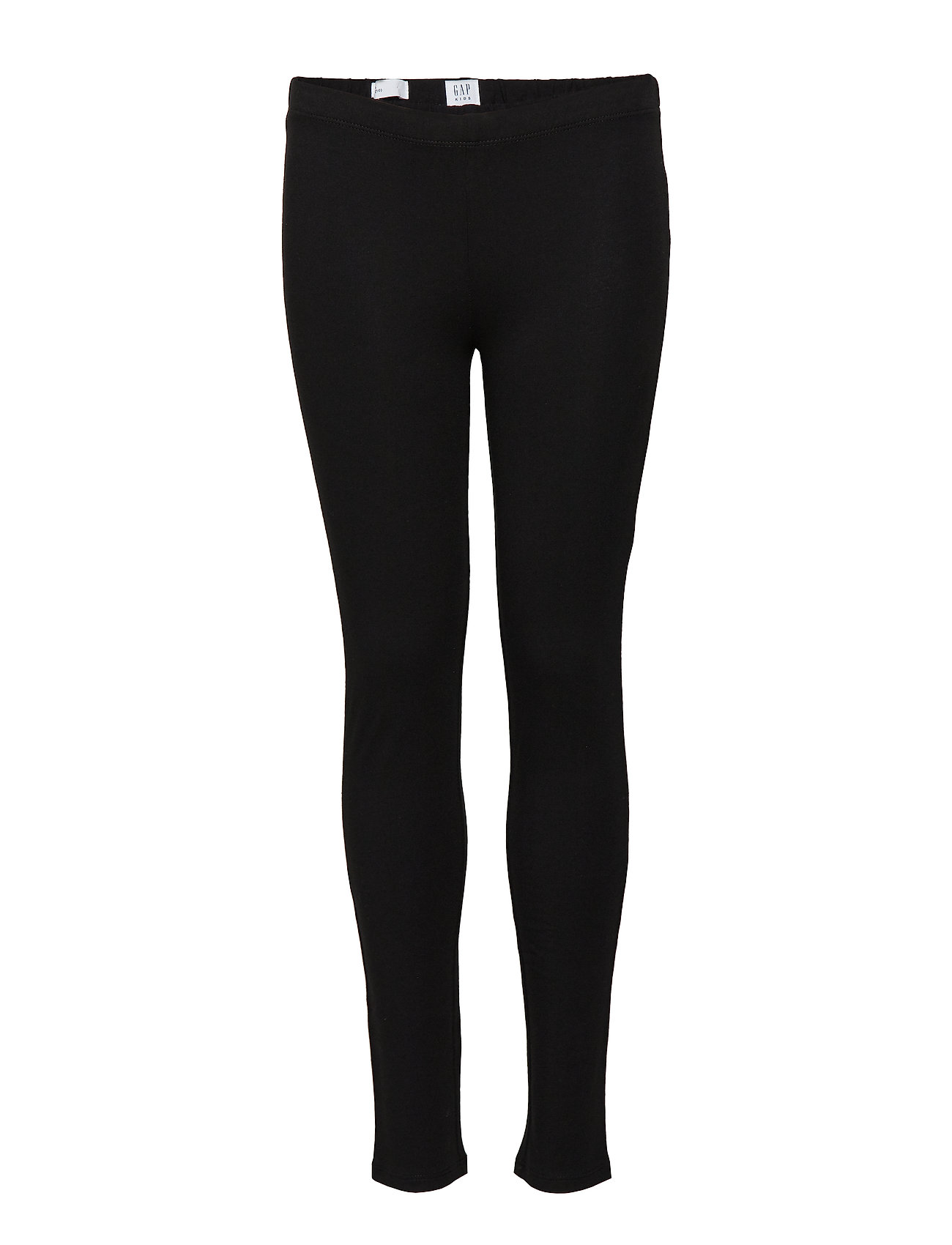 GAP Kids Leggings in Stretch Jersey - BLACK
