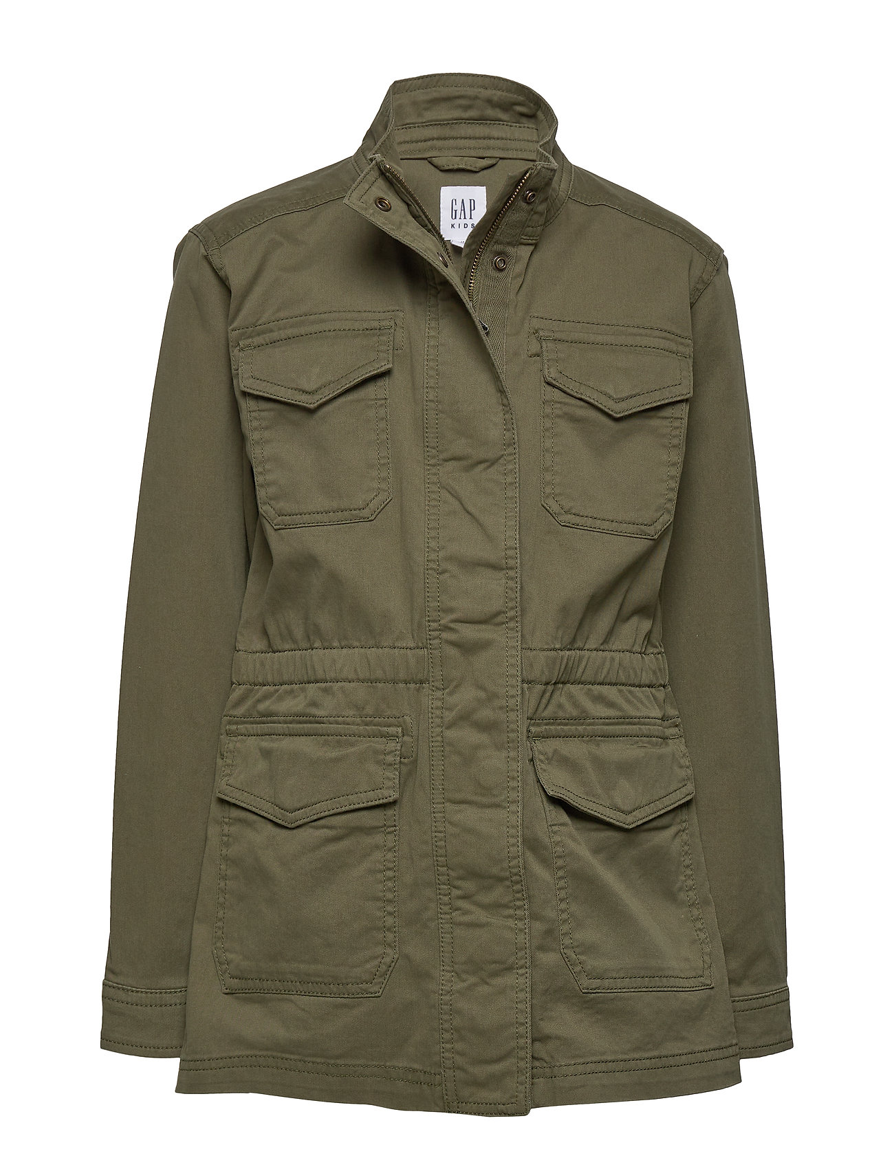 GAP Kids Utility Jacket - IGUANA GREEN