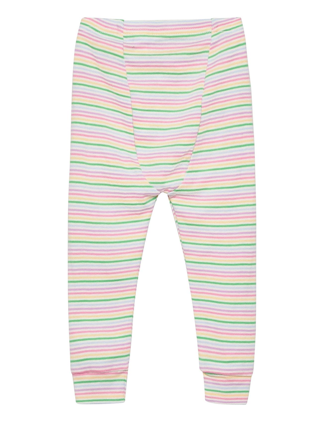GAP - babyGap 100% Organic Cotton Be Kind Graphic PJ Set - 2-delte sæt - blue shade - 0