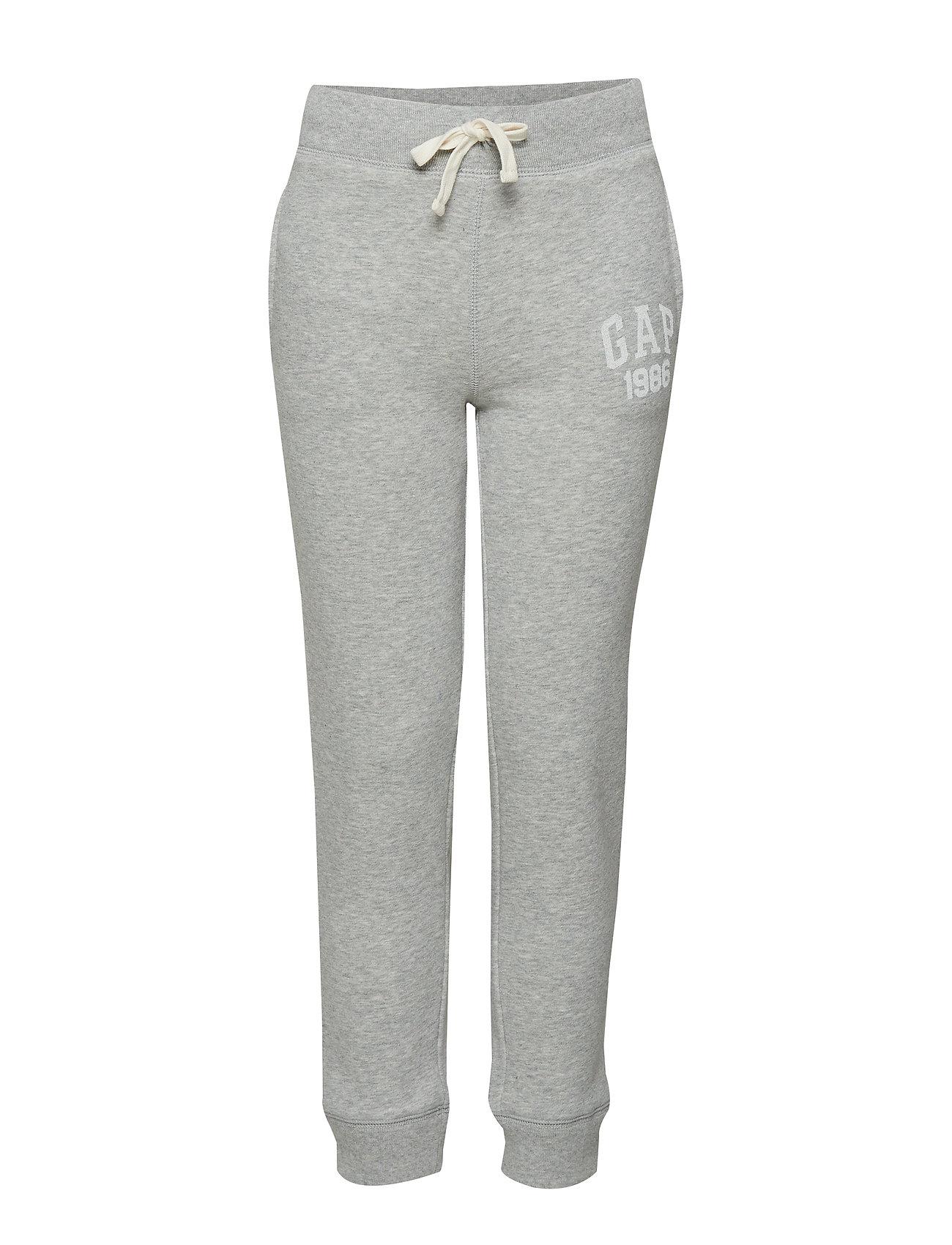 Image of V-Ie Slim Basic Flc Pnt Sweatpants Hyggebukser Grå GAP (3176006945)