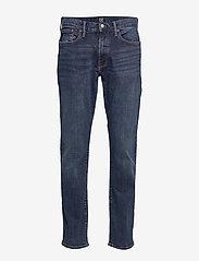 GAP - Slim Straight Jeans with GapFlex - slim jeans - worn dark - 0