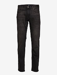 GAP - Slim Straight Jeans with GapFlex - slim jeans - washed black - 0