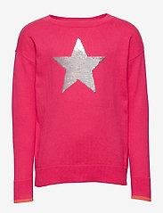 GAP - Kids Flippy Sequin Sweater - neuleet - jelly bean pink - 1