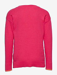 GAP - Kids Flippy Sequin Sweater - neuleet - jelly bean pink - 2