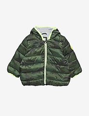 GAP - Baby ColdControl Lightweight Puffer - untuva- & toppatakit - new juniper green - 0