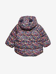 GAP - Baby ColdControl Max Kimono Jacket - untuva- & toppatakit - navy floral - 1