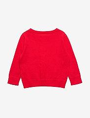 GAP - Toddler Brannan Bear Sweater - svetarit - pure red v2 - 1