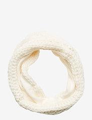 GAP - Kids Cable-Knit Neckwarmer - huivit - ivory frost - 0