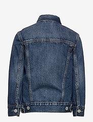 GAP - Kids Denim Icon Jacket - denimjakker - medium wash - 1