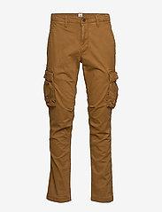 GAP - Cargo Pants with GapFlex - bojówki - palomino brown global - 0