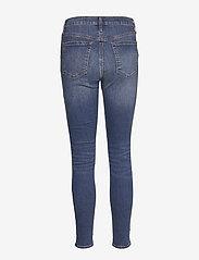 GAP - High Rise True Skinny Jeans With Washwell™ - skinny jeans - medium indigo 6 - 1