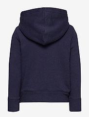 GAP - Kids Gap Logo Sherpa Hoodie Sweatshirt - hoodies - navy uniform - 1