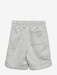 GAP - HS FT LOGO SHORT - shorts - light grey heather - 2