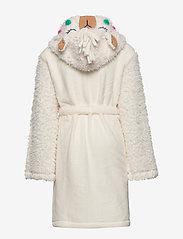 GAP - Kids Llama Robe - bathrobes - ivory frost - 1