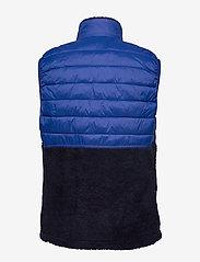 GAP - Mix-Fabric Sherpa Vest - vesten - bodega bay - 5